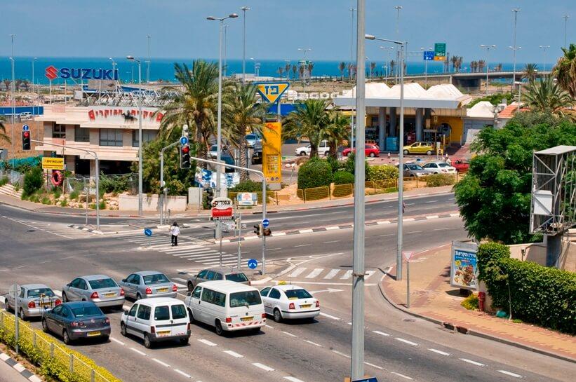 חיפה - קיט ונופש